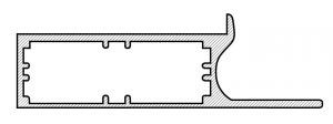 Alumex Koszalin | Fronty Aluminiowe Z51
