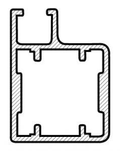Alumex Koszalin | Fronty Aluminiowe Z5