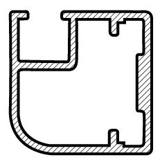 Fronty Aluminiowe Z8
